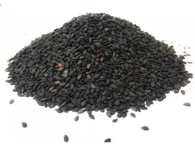 Sezam čierny - pražený 100g