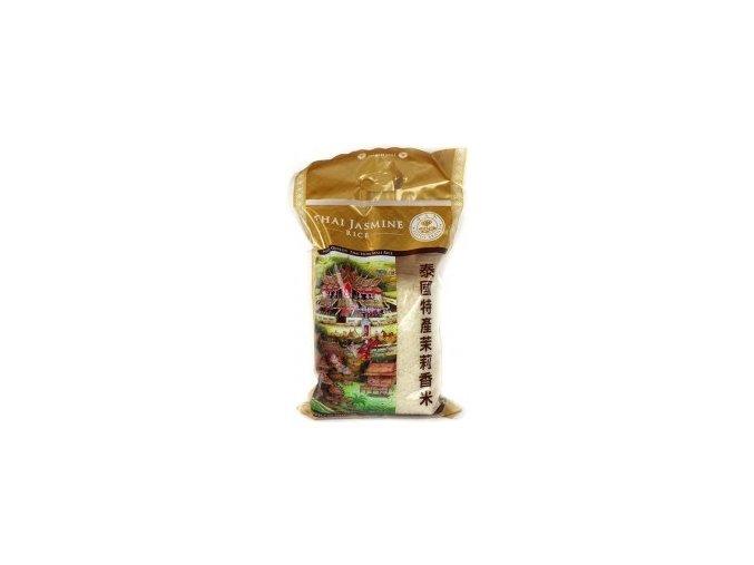 Ryža jazmínová LOTUS zlatá 4,55 kg