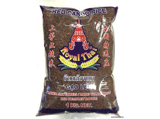 Ryža červená Red Cargo 1kg