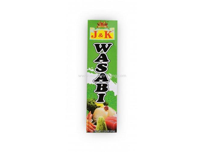 Wasabi pasta J & K 43g