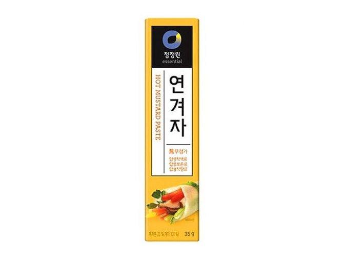 Horčica kórejská