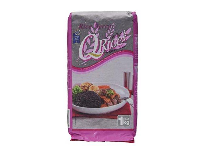 Ryža čierna Q RICE 1kg