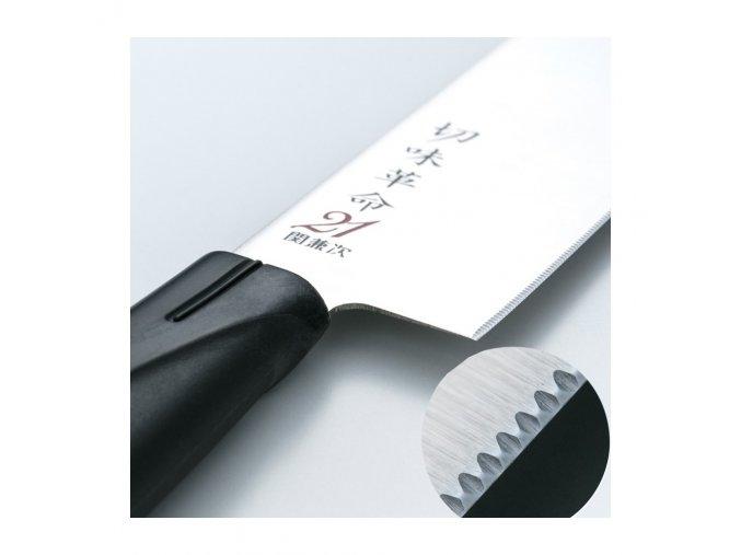nôž Santoku 170 mm