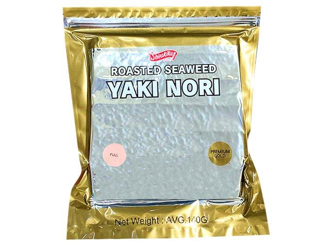 Riasy NORI Premium Gold 50ks 130g
