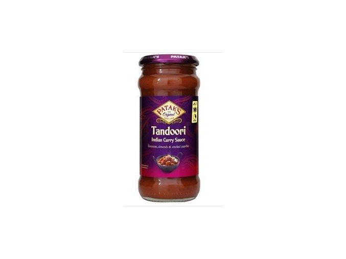 omáčka tandoori