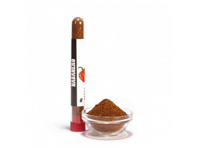 habanero chilli prášok 10g