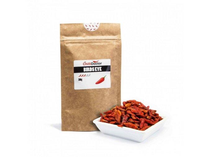 birds eye pyri pyri chilli cele sušene