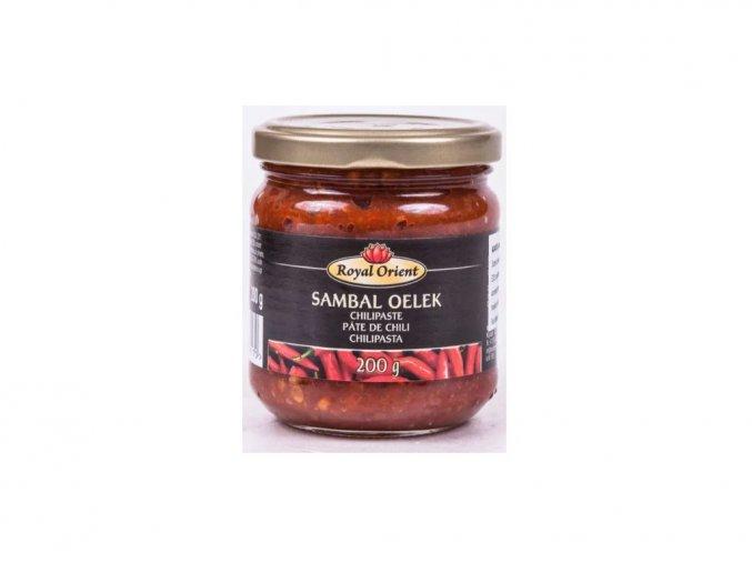 chilli pasta sambal