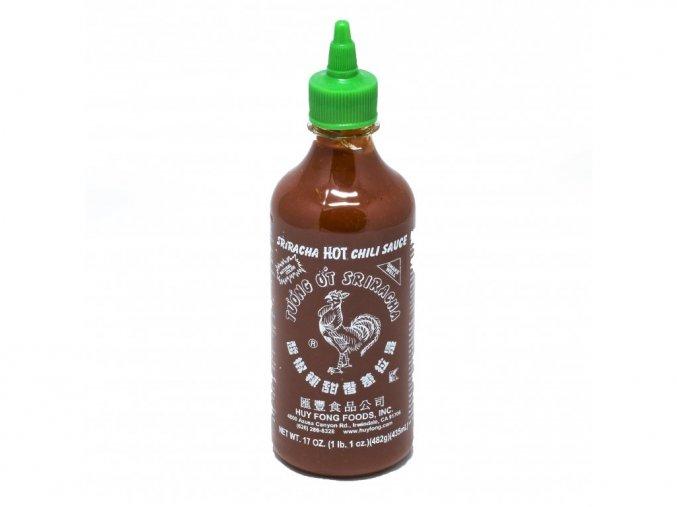 Omáčka Sriracha hot chili (kohút) 255g