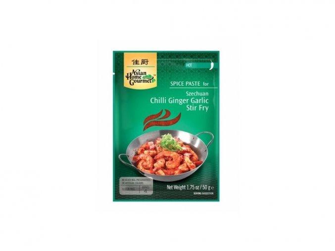 chilli ginger garlic