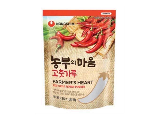 Korenie chilli prášok na kimchi 500g