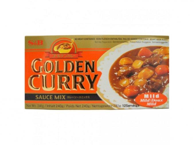 Golden curry pasta mild SaB 220g