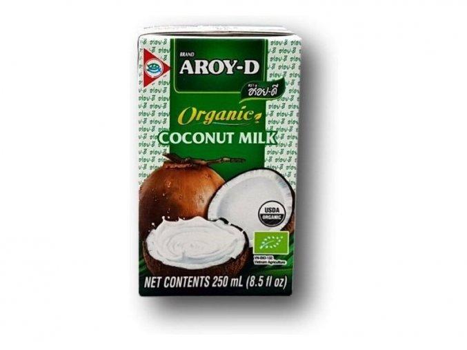kokosove mleko bio