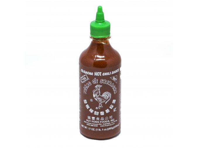 Omáčka Sriracha hot chili (kohútia) 455ml