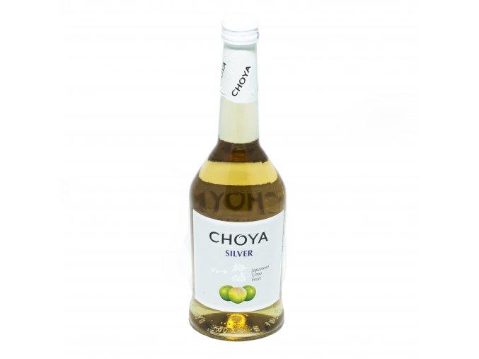 Slivkové víno Choya Silver