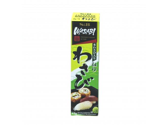 wasabi pasta 43g SB