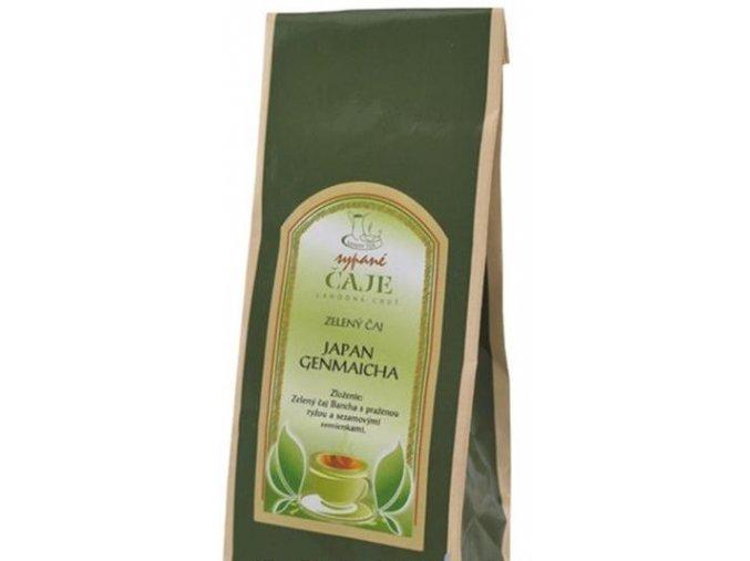 genmaicha čaj