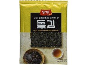 sezamové riasa 3,5 g balenie po 8ks