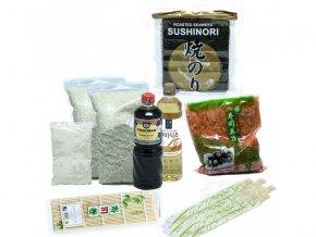 startovaci set na pripravu sushi maxi