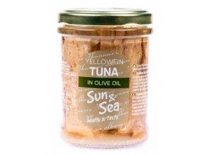 Tuniak v olivovom oleji 200g