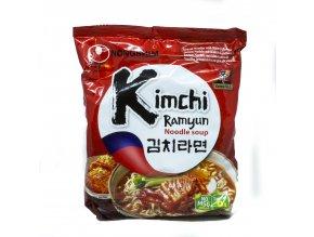 Rezancová polievka kimchi