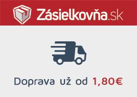 Zásielkovňa - doprava už od 1,80 Eur