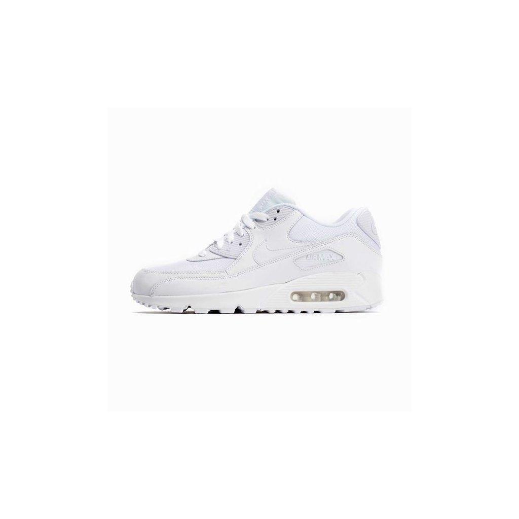 Nike Air Max 90 Essential White White (Veľkosť 44)