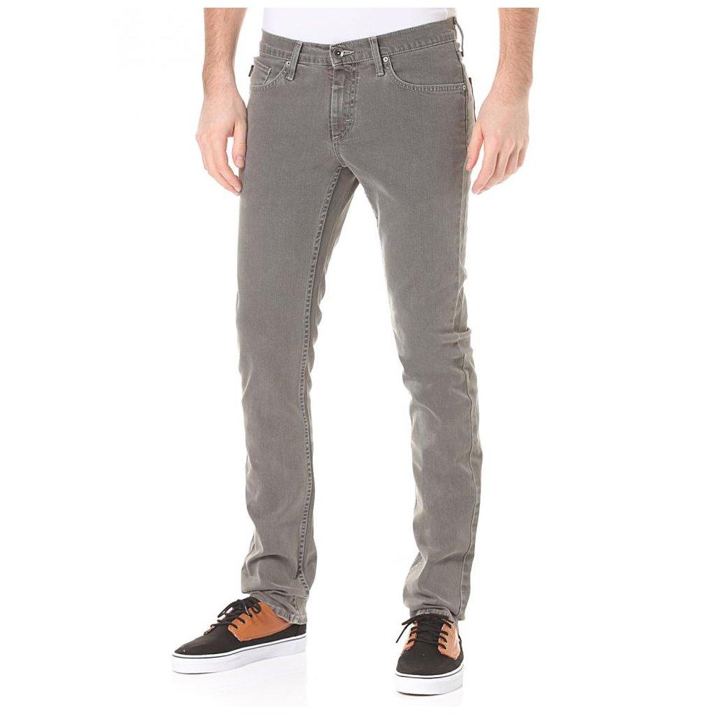 mens v76 skinny grey vans jeans