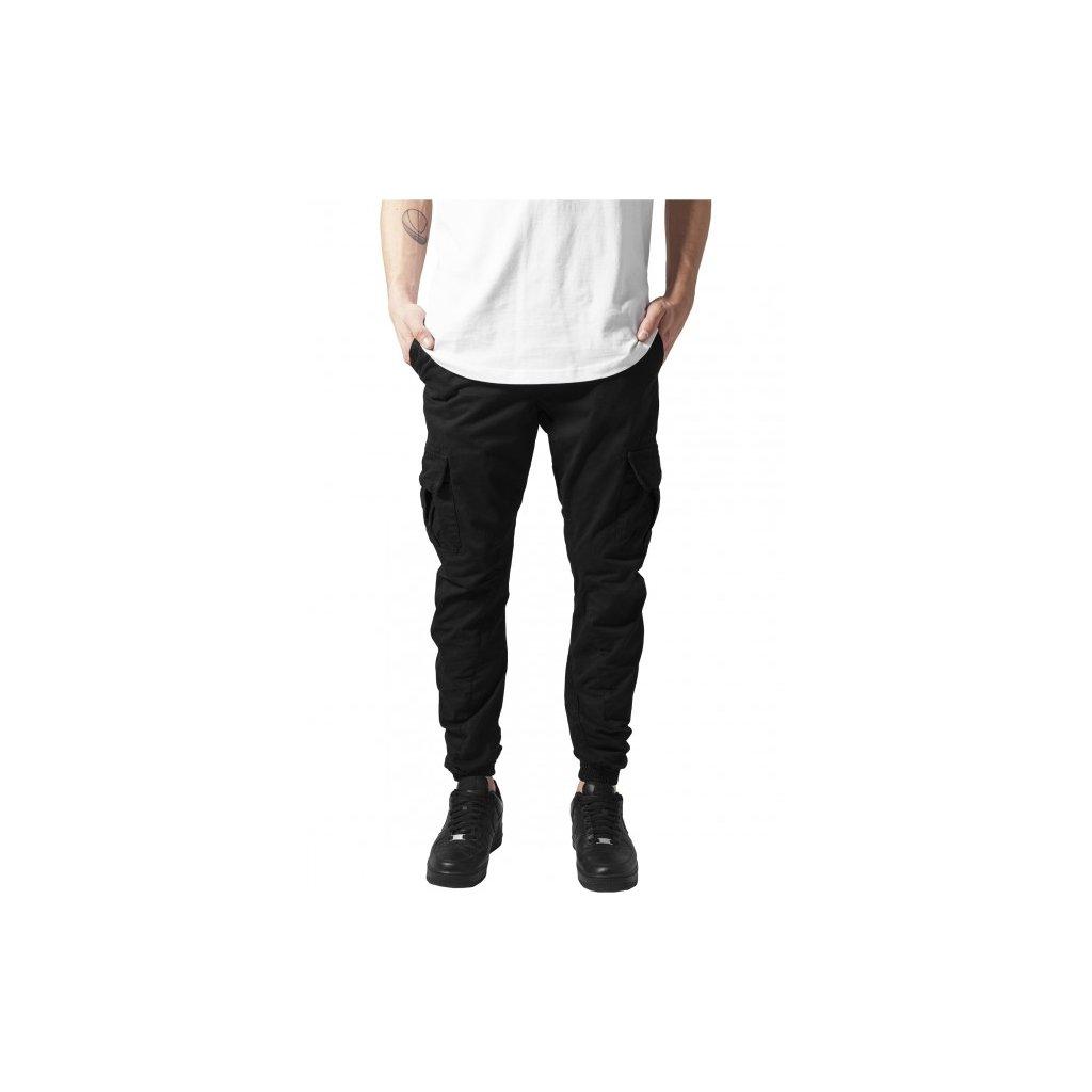 urban classics cargo jogging pants black 28898