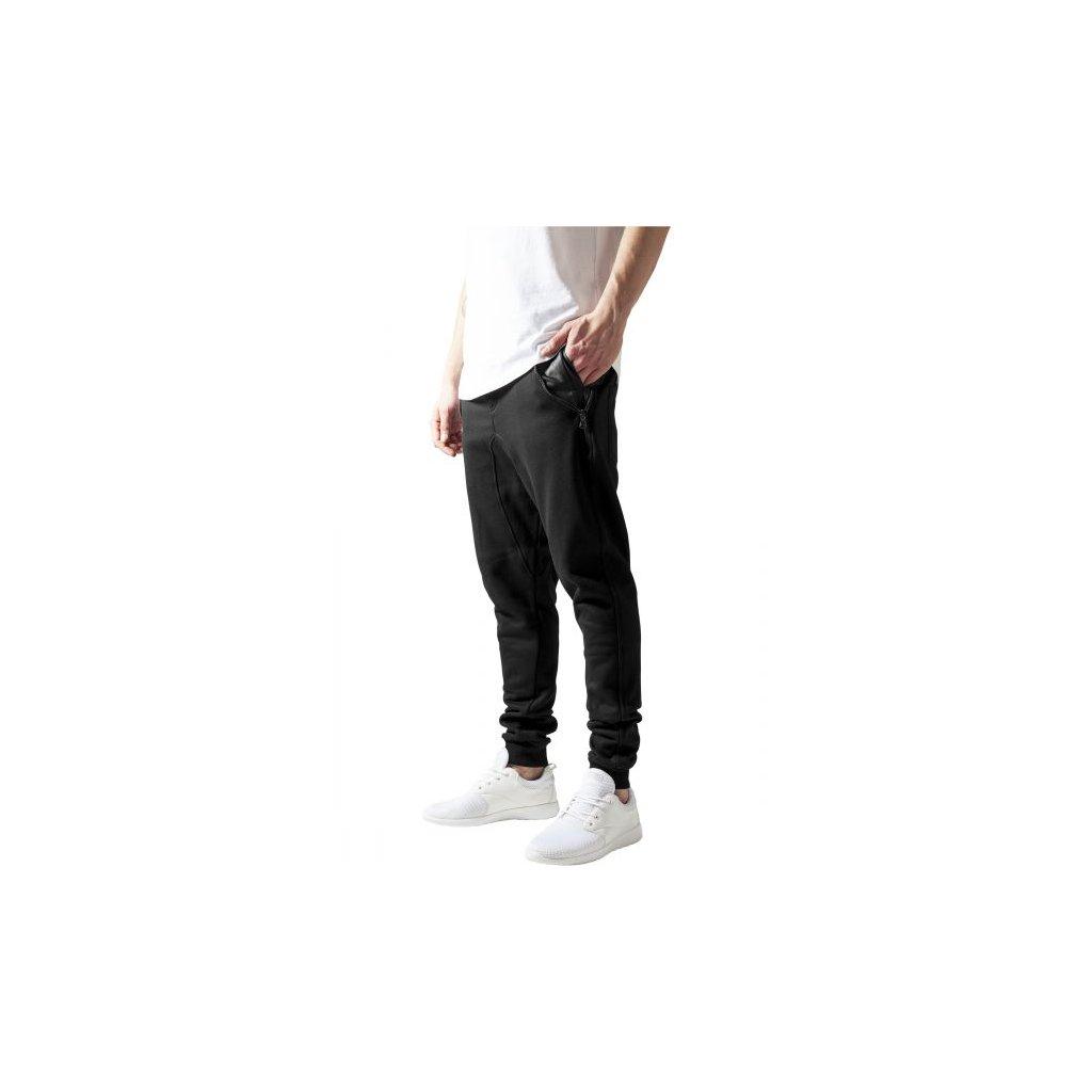urban classics side zip leather pocket sweatpant blkblk 30619.thumb 600x600