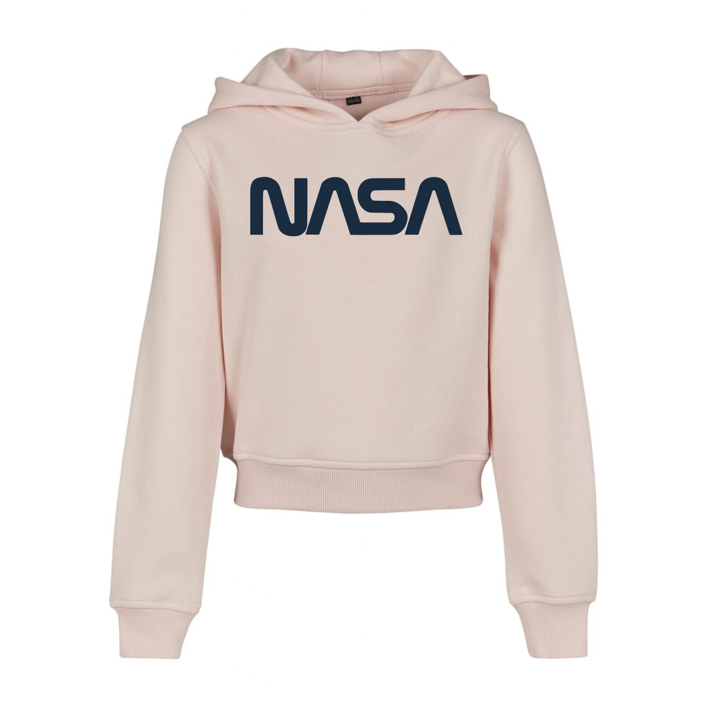 Detská mikina MR.TEE  Kids NASA Cropped Hoody