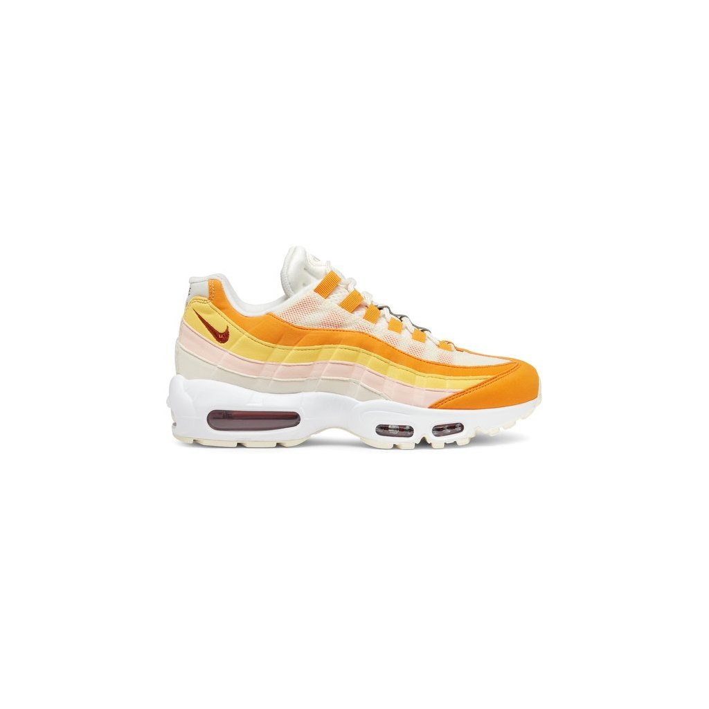 sneakers nike wmns air max 95 pale ivory firewood orange 194373 674 1