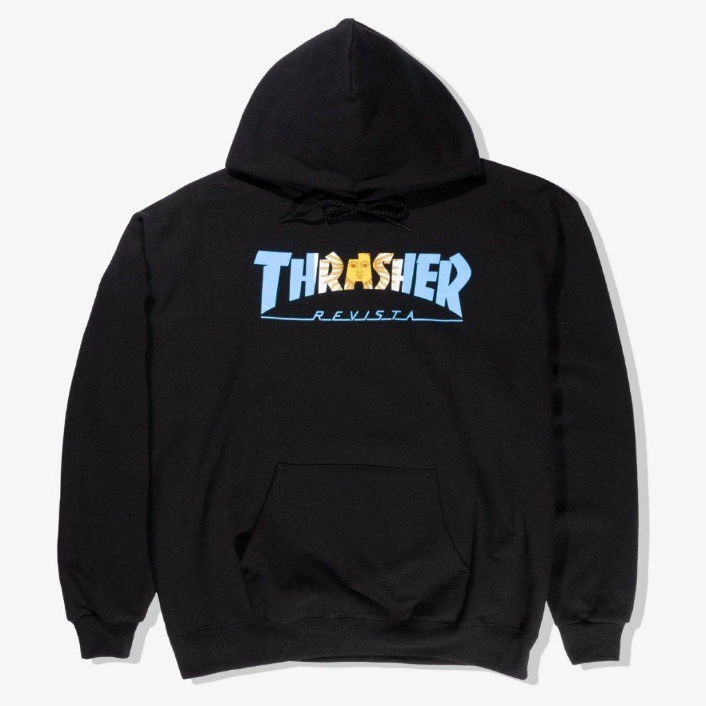 eng pl Thrasher argentina hoodie black 19442 1