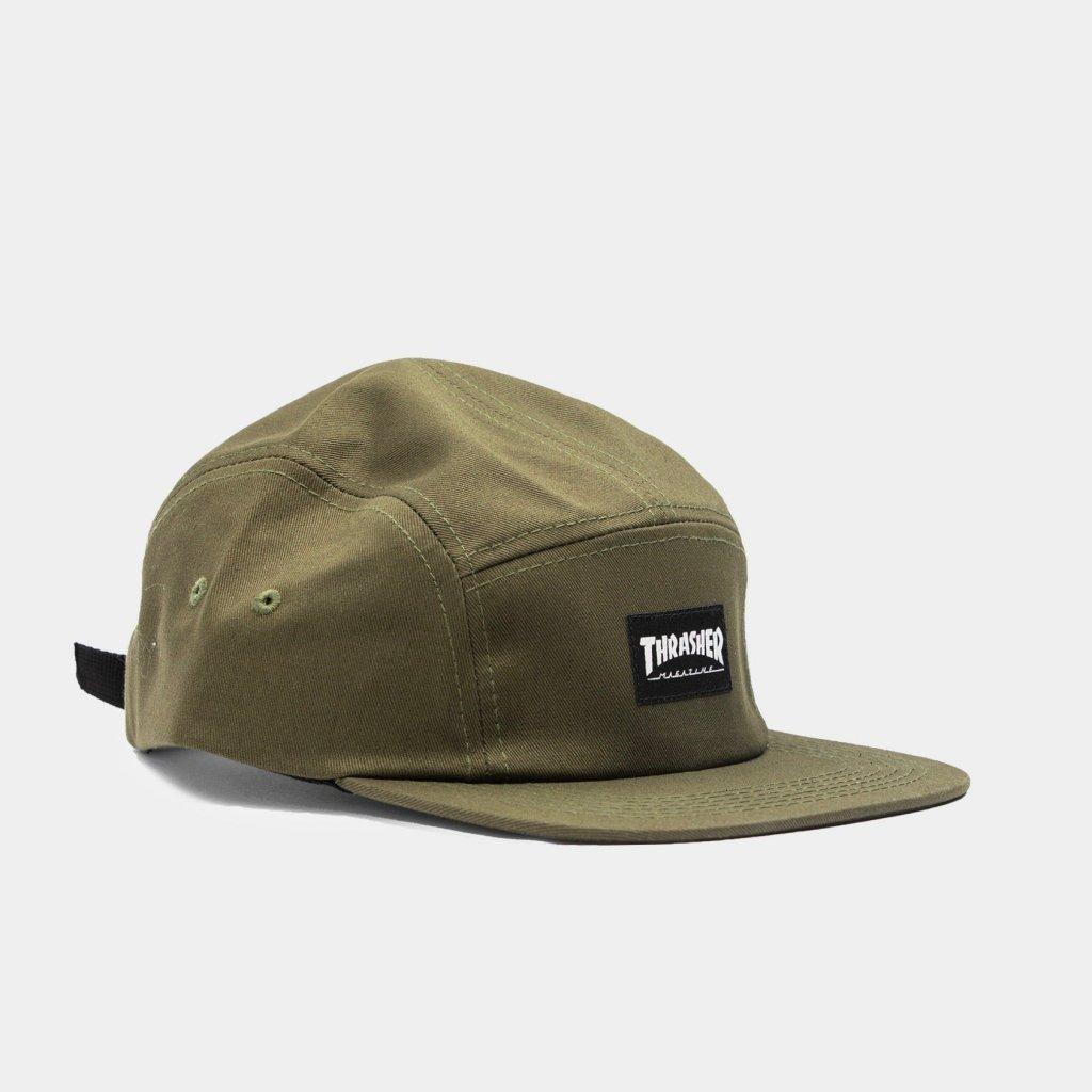 Thrasher Olive Green Hat