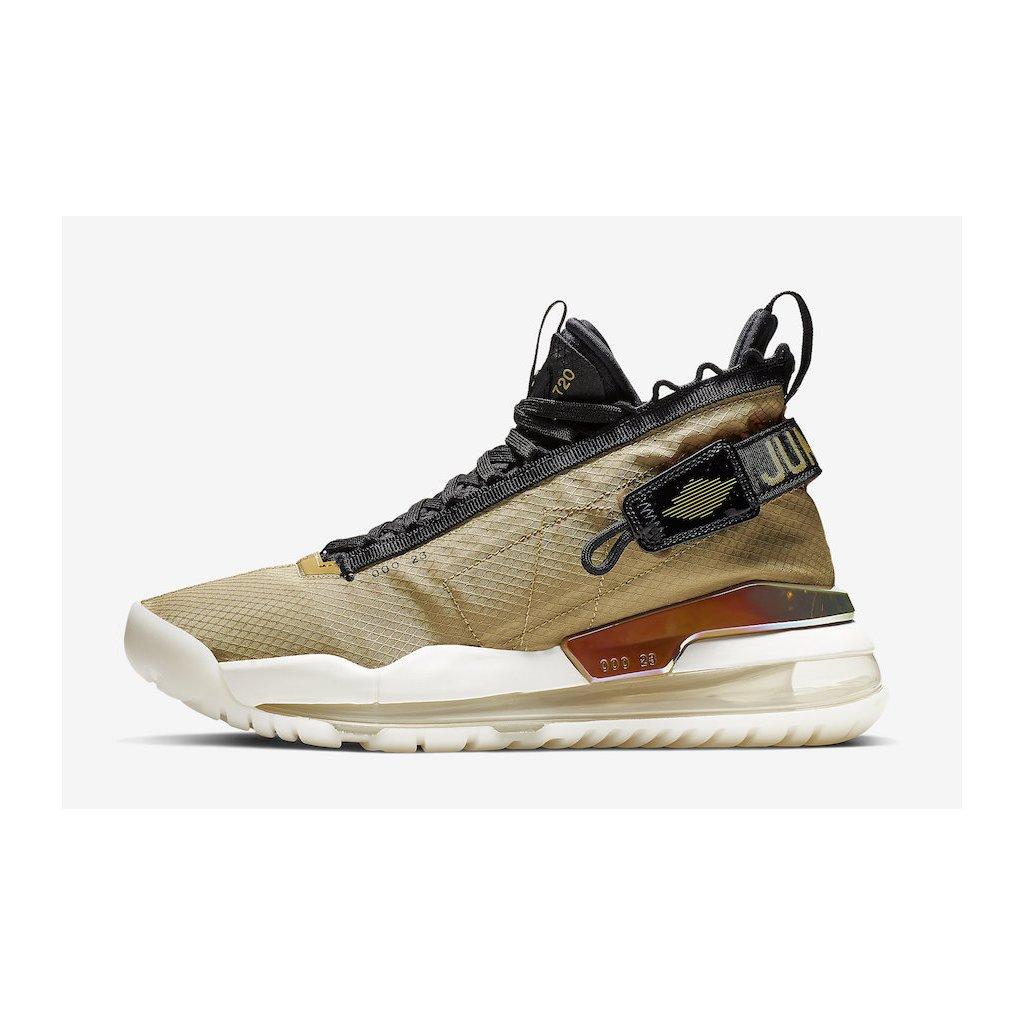 Jordan Proto Max 720 Gold Black BQ6623 700 Release Date