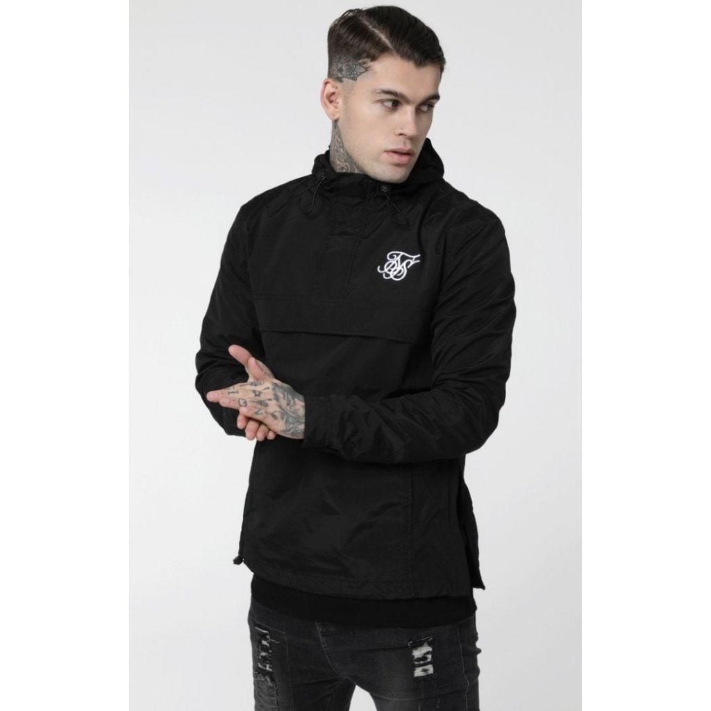 siksilk energy windbreaker black p3775 32932 medium