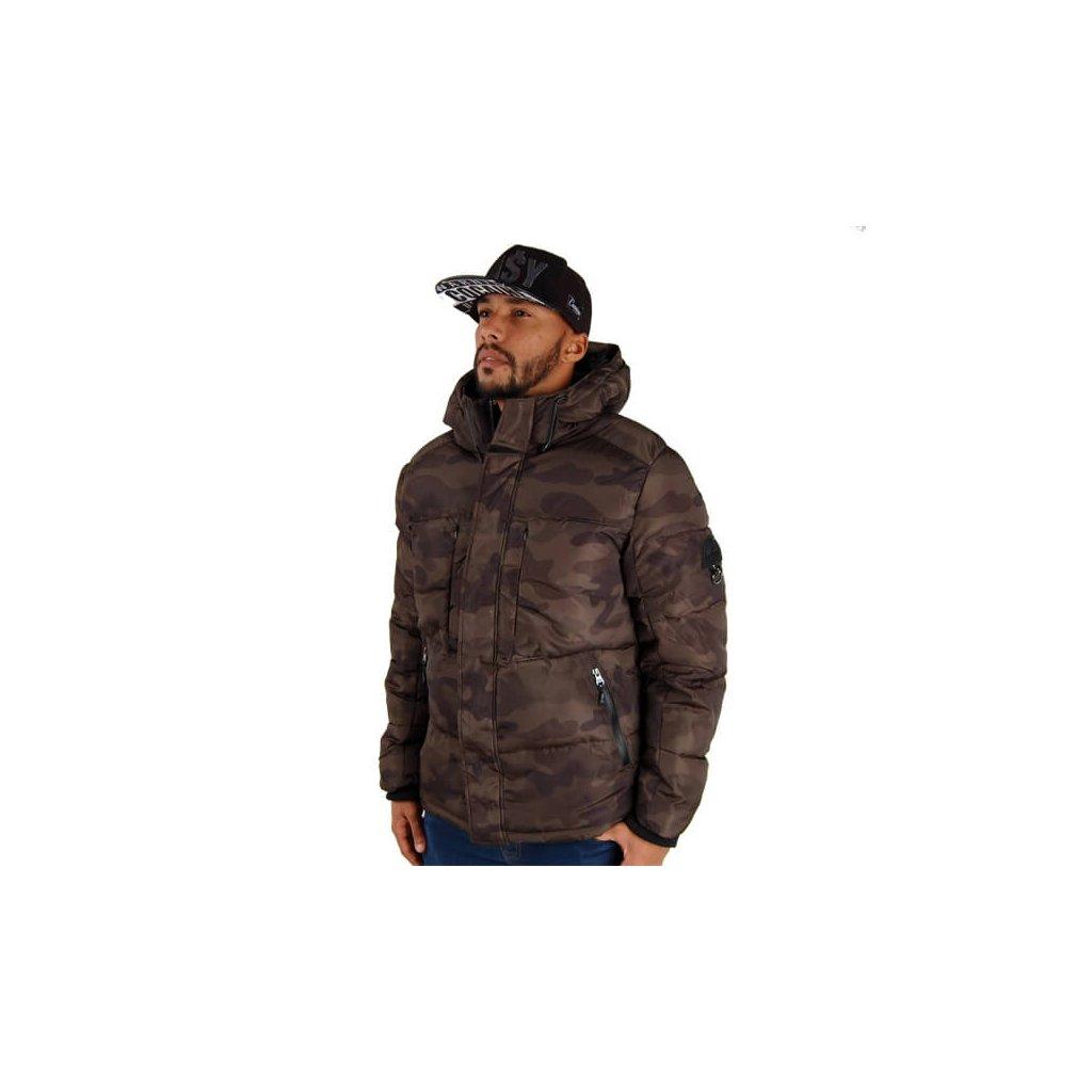 southpole outwear winter jacket woodland 17321 5501 950 50150