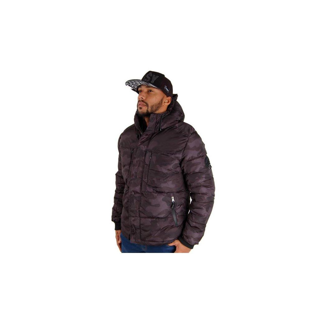 southpole outwear winter jacket grey black 17321 5501 3001 50151
