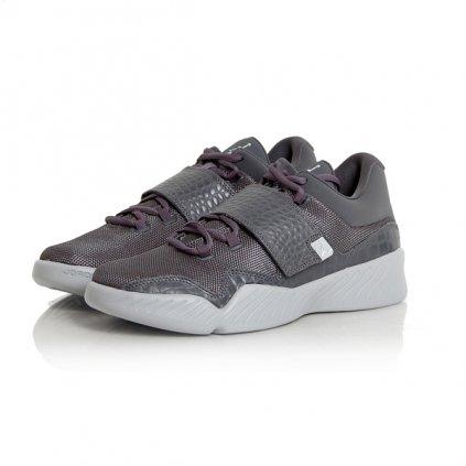 Pánske tenisky Air Jordan J23 Shoe Dark Grey Metallic Silver Wolf Grey (Veľkosť 46)