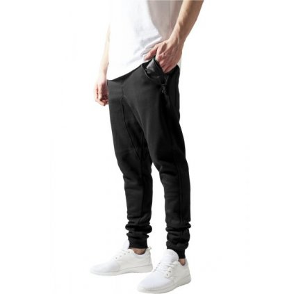 urban classics side zip leather pocket sweatpant blkblk 30619.thumb 600x600