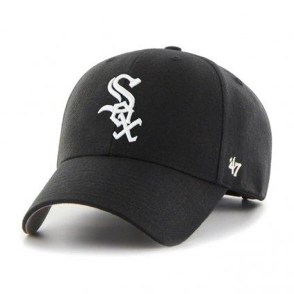 47 brand mvb chicago white sox black white b mvp06wbv hm 54700