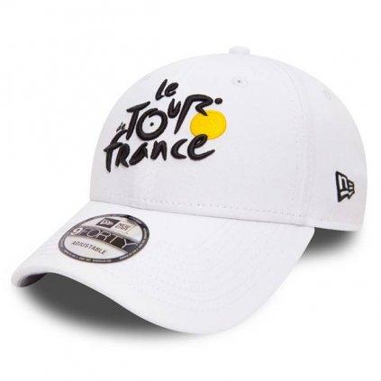 Šiltovka New Era 9Forty Tour De France Jersey Pack White - UNI