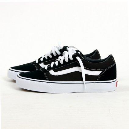 vans mn ward black 58111