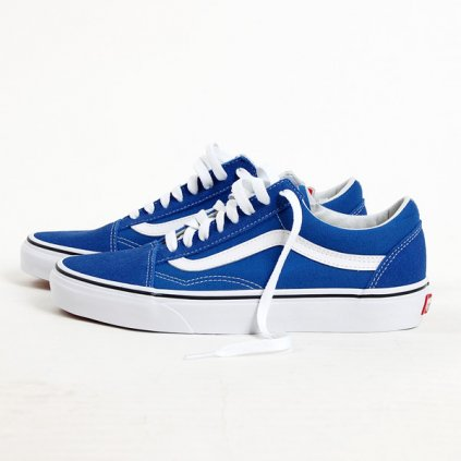 vans ua old skool lapis blue true 61091