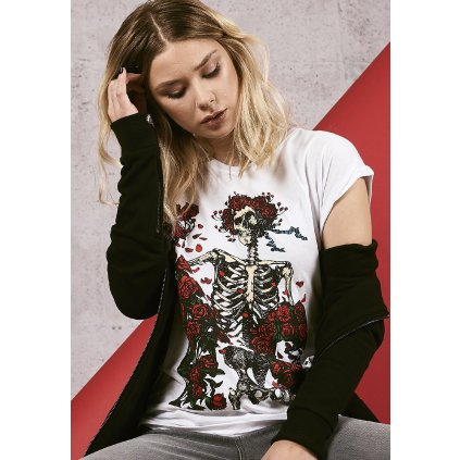 Dámske tričko Ladies Grateful Dead Head Tee