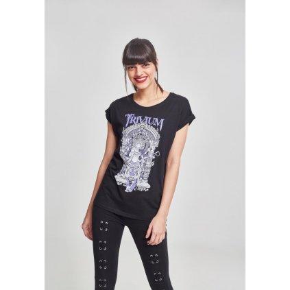 Dámske tričko Ladies Trivium Durga Tee