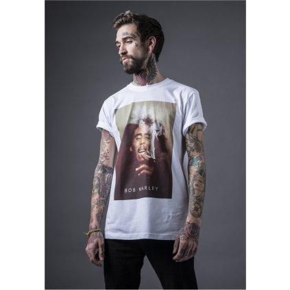 Pánske tričko MR.TEE Bob Marley Smoke Tee