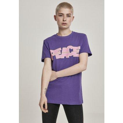 Dámske tričko Ladies Peace Tee