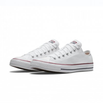 converse chuck taylor all star canvas low top m7652c optical white 64223