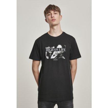 Pánske tričko Mister Tee High On Life Tee